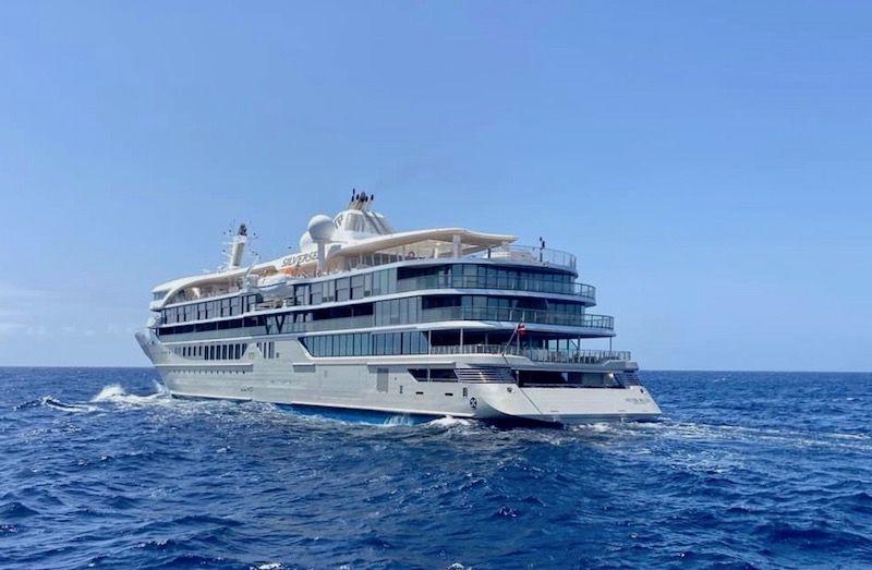 El nuevo buque está destinado al turismo de expedición en Galápagos