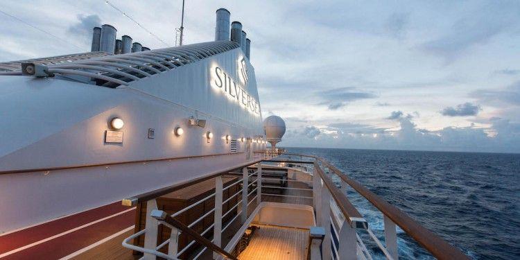 Silversea Cruises es una marca de ultralujo y expedición