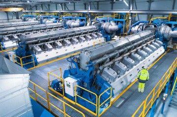 Wärtsila experimenta nuevas combustibles alternativos