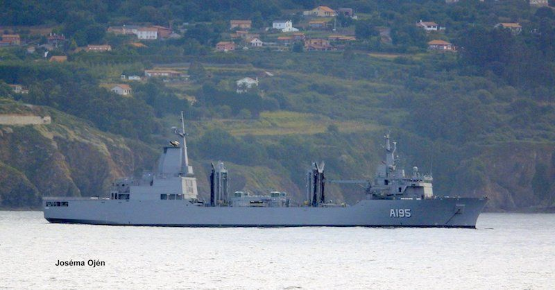 """El nuevo buque está basado en el proyecto del BAC """"Cantabria"""""""