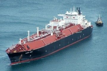 """Los hechos delictivos ocurrieron a bordo del buque metanero """"Madrid Spirit"""""""