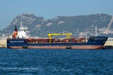 Boluda Tankers dispone de una flota de buques petroleros  para bunkering