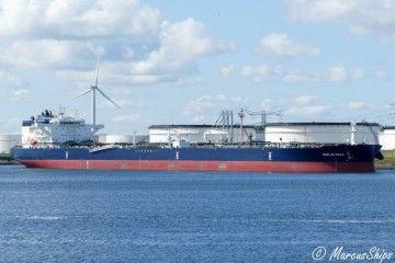 """""""Monte Serantes"""", nuevo petrolero de la flota de Ibaizábal"""