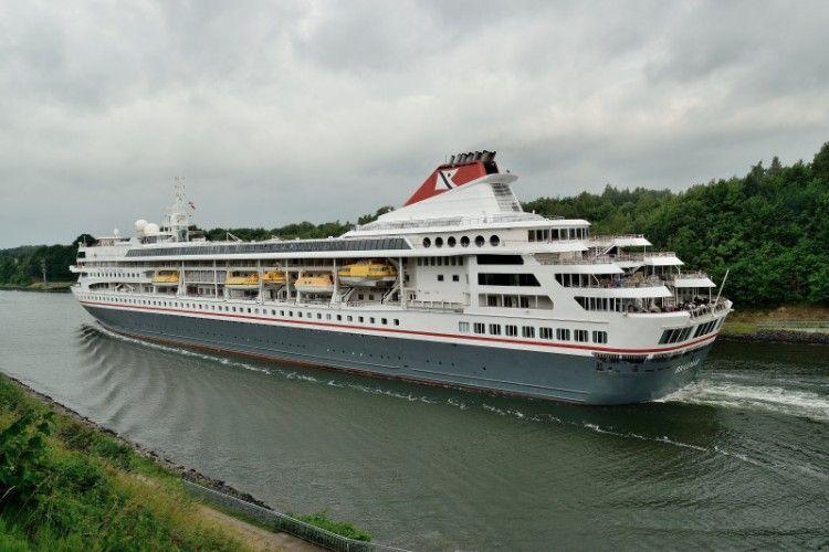 """En marzo de 2020, el buque """"Braemar"""" consiguió atracar en El Mariel en plena crisis del coronavirus"""