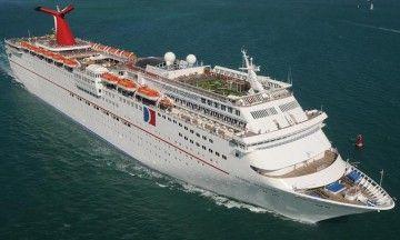 """El buque """"Carnival Imagination"""", el siguiente en la lista"""