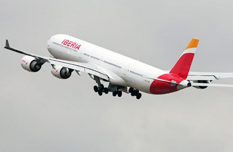 Casi 25 años ha durado del vinculo del A340 con Iberia