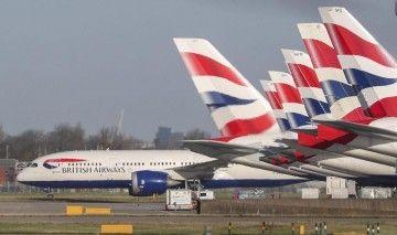 British Airways trata de sobrevivir a la crisis y recorta personal