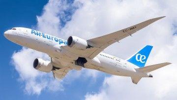 Air Europa no volará en septiembre a cinco países de América Latina
