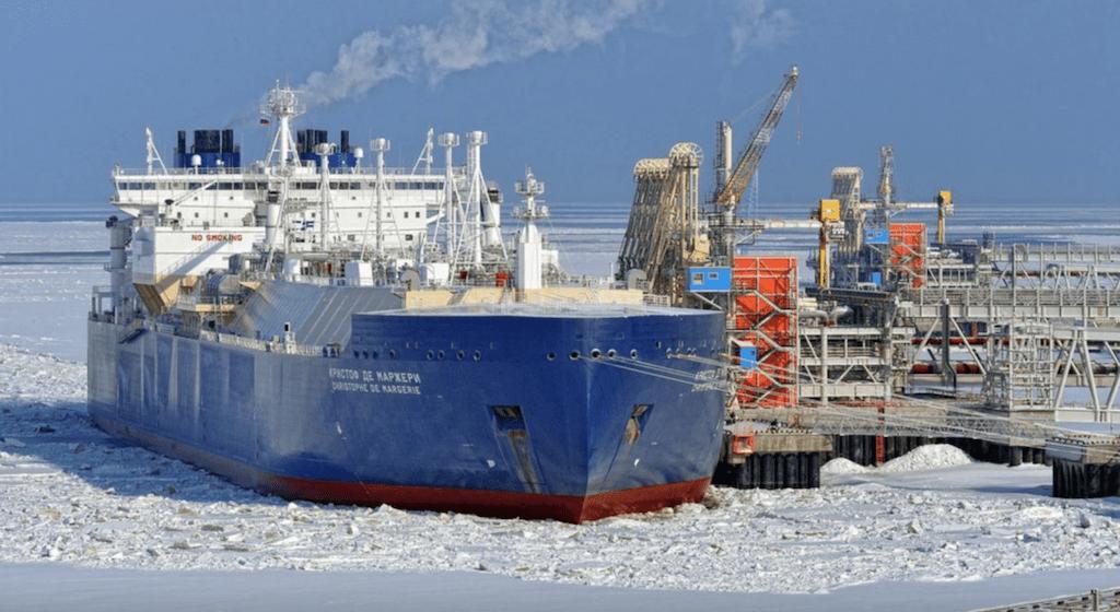 Los metaneros del proyecto Yamal tienen garantizado el paso por la ruta del norte