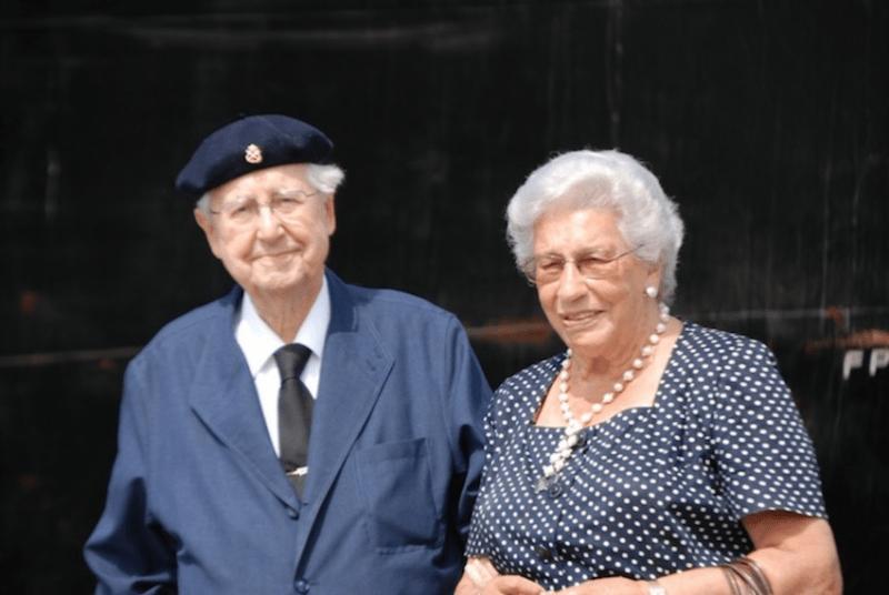 Juan Alvargonzález González de la Buelga y su esposa Dominica Figaredo Sela