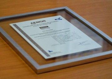 Certificado de Menor que garantiza los protocolos de Puertos de Tenerife contra el Covid-19