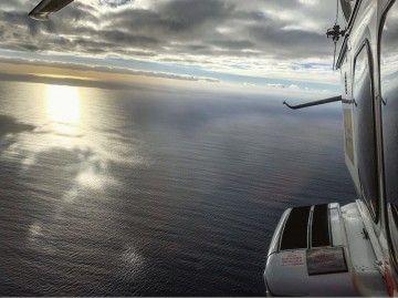 El pasajero fue evacuado al norte de Lanzarote en el Helimer 222