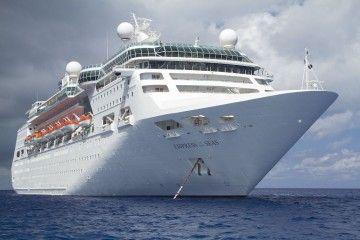 """El buque """"Carnival Inspiration"""" es el más antiguo de RCCL"""