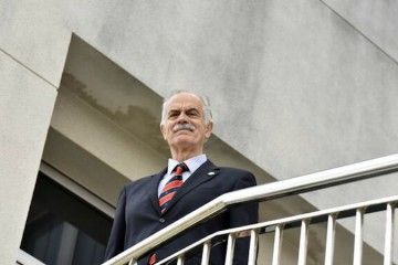 Julio Berzosa, capitán maritimo de Algeciras