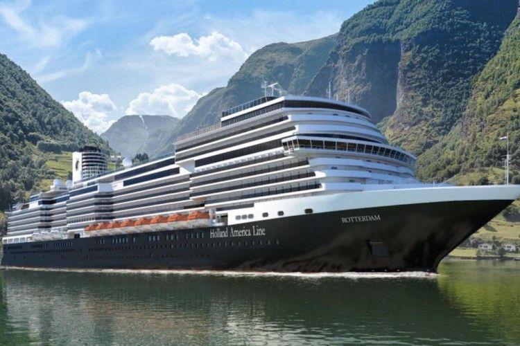 """El futuro """"Rotterdam"""" entrará en servicio en julio de 2021"""
