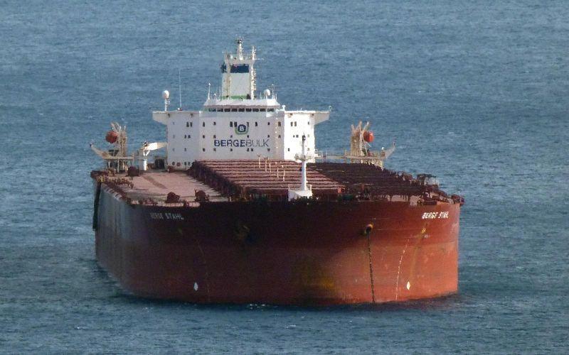 Los grandes bulkcarriers tienen el flete asegurado con el mercado chino