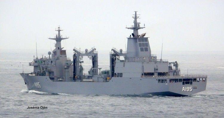 El primer AAOR australiano, ya navega hacia su país