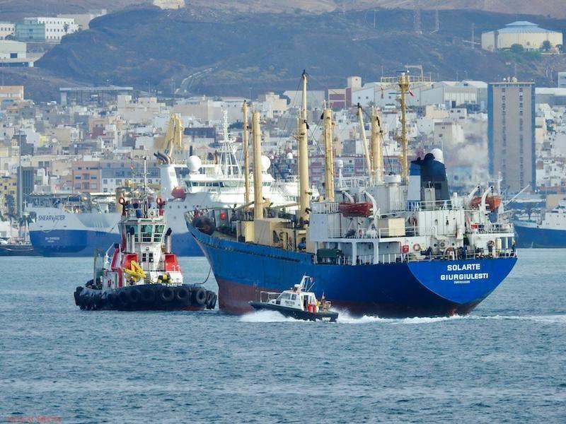 El pliego del remolque en Las Palmas llega a los tribunales