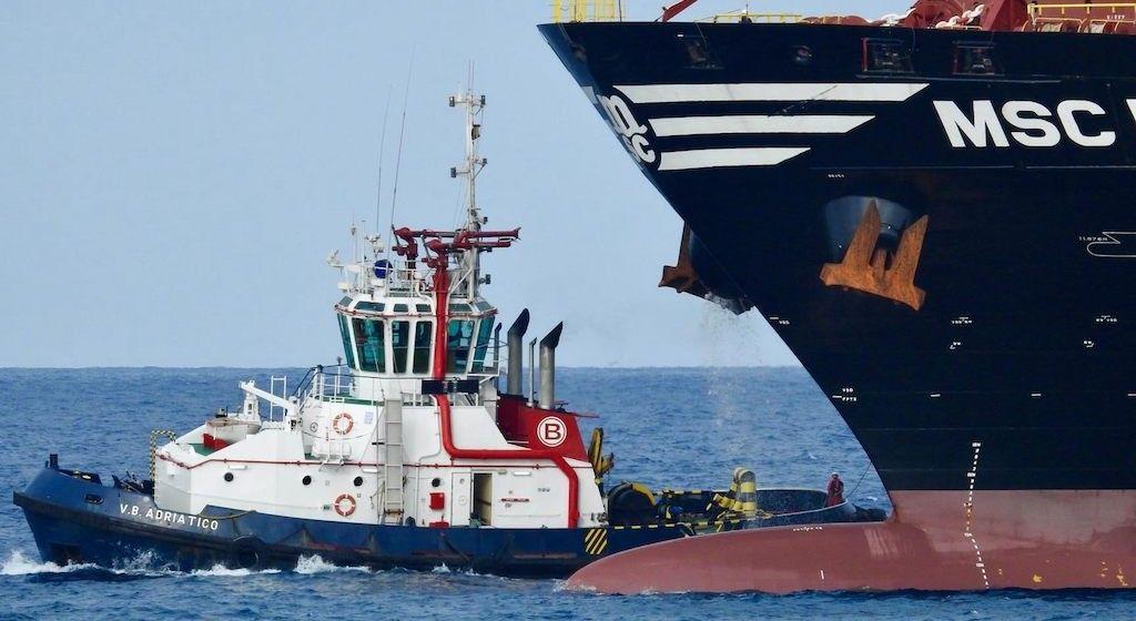 El pliego de remolque en el puerto de Las Palmas llega a los tribunales