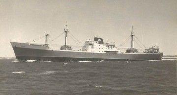 """Pruebas de mar del buque """"Alonso de Ojeda"""""""