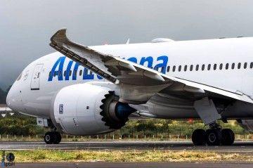 Air Europa está en apuros, como todas -o casi todas- las compañías aéreas