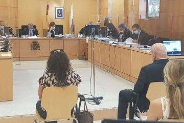 La primera sesión se celebró esta mañana en la Audiencia de Santa Cruz de Tenerife