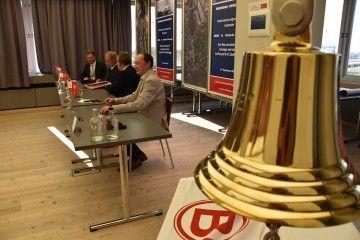 El nuevo contrato ha sido firmado en el puerto de Zeebrugge
