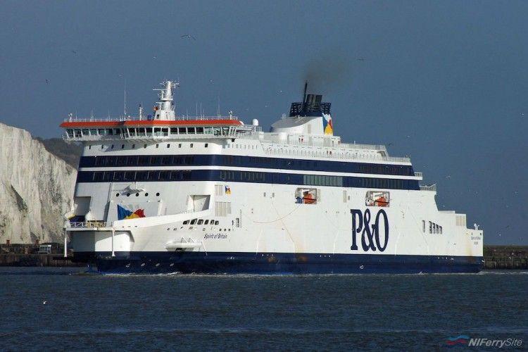 El ferry es el medio de transporte preferido de los británicos