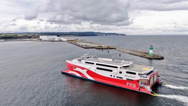 La nueva línea de FRS entre Alemania y Suecia será de alta velocidad
