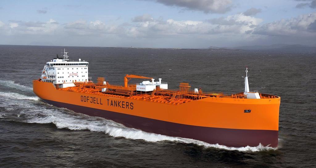 Los futuros buques de Odfjell tendrán sistemas alternativos