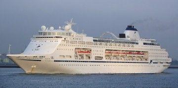 """El buque """"Columbus"""", procedente de la quiebra de CMV"""