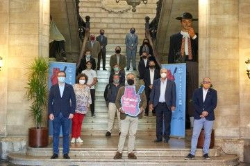 Autoridades, organizadores y patrocinadores de TaPalma 2020