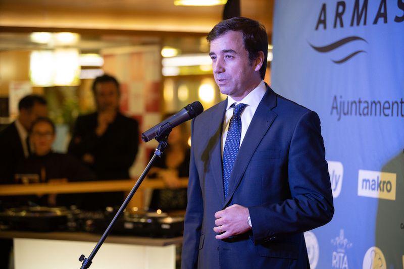 Miguel Pardo, director comercial de Trasmediterránea