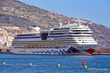 Los barcos de Aida Cruises seguirán inactivos en noviembre