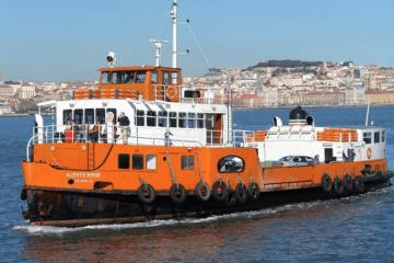 Los futuros buques de Gondán sustituirán a los actuales cacilheiros