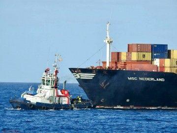 Boluda concentrará en un solo atraque su flota de remolque en Las Palmas