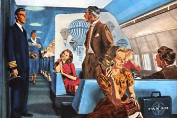 En otro tiempo viajar era un privilegio que no estaba al alcance de muchos
