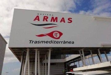 Naviera Armas Trasmediterránea avanza en la renegociación de su deuda