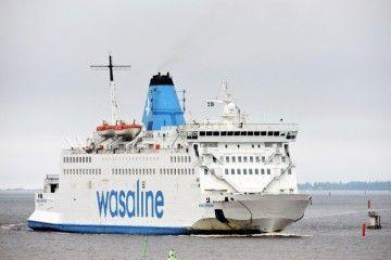 """Estampar marinera del ferry """"Wasa Express"""""""