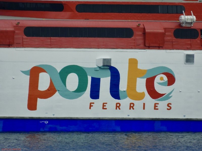 Ponte Ferries es una naviera de nueva creación