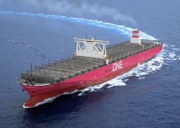 ONE contrata la construcción de nuevos buques para terceros