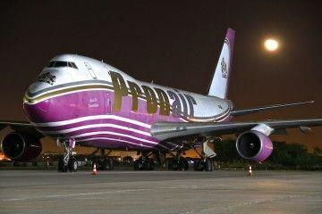 Doce años lleva abandonado este avión de Pronair en el aeropuerto de Valencia