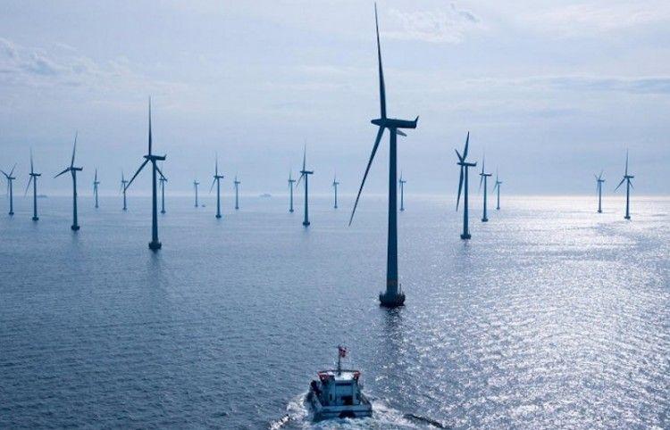 La eólica marina: el futuro está presente
