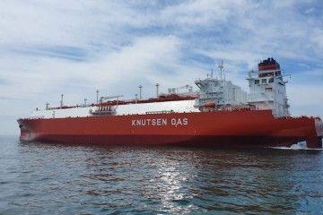 Knutsen y Wärtsilä implementan nuevas soluciones técnicas