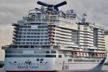 El nuevo buque estará destinado al mercado norteamericano