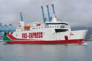"""El ferry """"Kattegat"""" ha hecho una escala excepcional en Gibraltar"""
