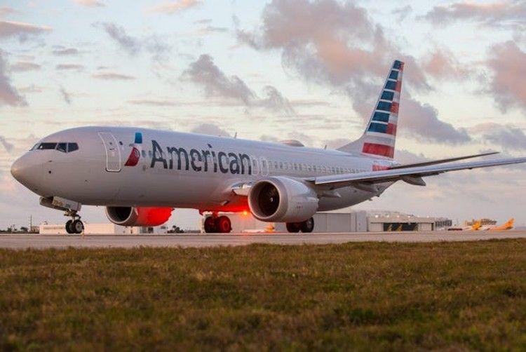 American Airlines es la primera aerolínea que vuelve a volar con el B-737 Max