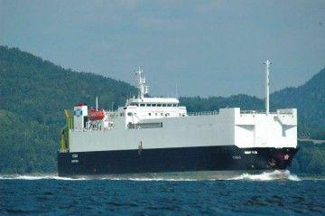 """El buque """"Iván"""" abandona Suardíaz después de 25 años de vida marinera"""