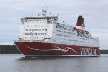 """Este es el buque """"Mariella"""", en servicio desde 1985"""