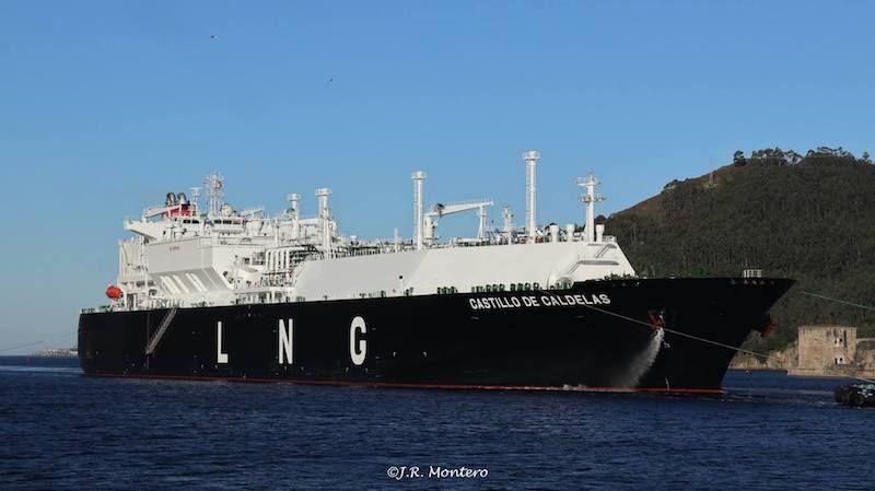 El mercado de fletes de buques metaneros, al alza